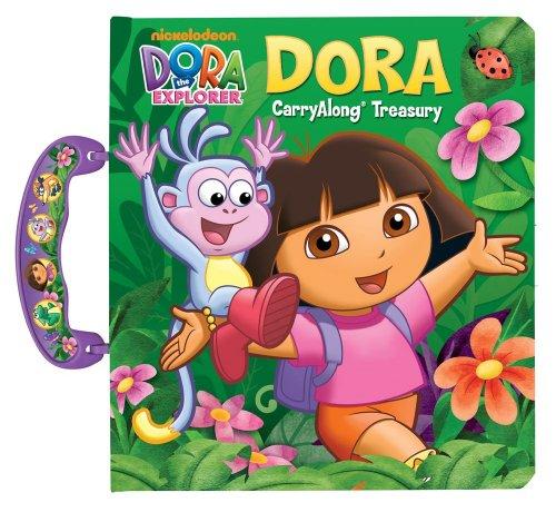 9780794421007: Dora the Explorer CarryAlong Treasury