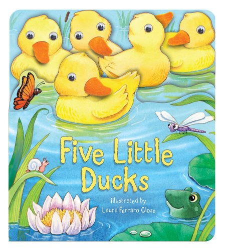 9780794421212: Five Little Ducks (Touch and Learn)