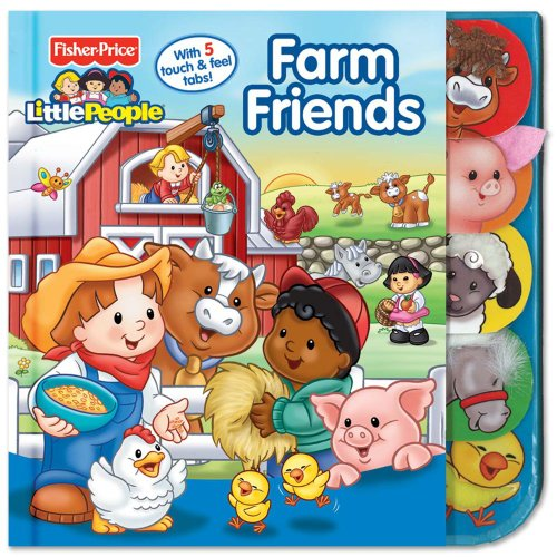 Fisher Price Little People Farm Friends (Boardbooks - Board Book)