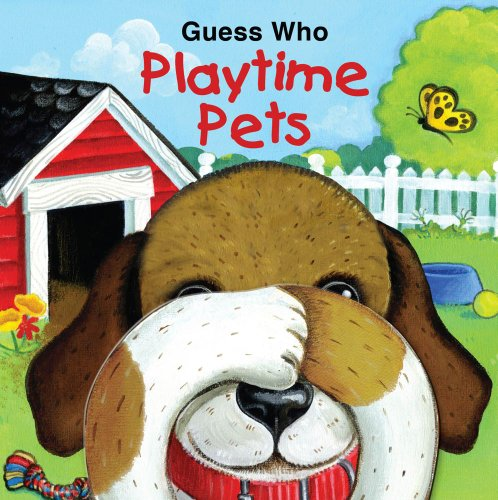 Guess Who Playtime Pets (0794421822) by Shepherd, Jodie
