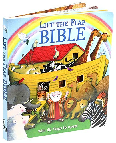 9780794422783: Lift the Flap Bible