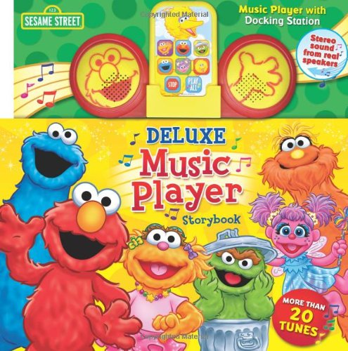 9780794422912: Sesame Street Music Player With Docking Station (Sesame Street (Reader's Digest))