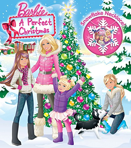 9780794423193: Barbie: A Perfect Christmas (BOOK AND JEWELRY)
