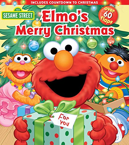9780794423261: Elmo's Merry Christmas (Sesame Street Lift the Flap)