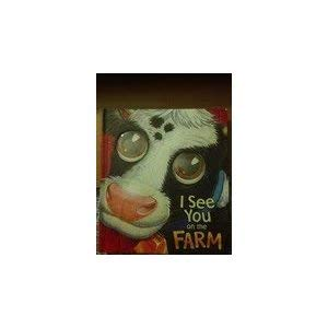 I See You on the Farm: Reader's Digest Children's