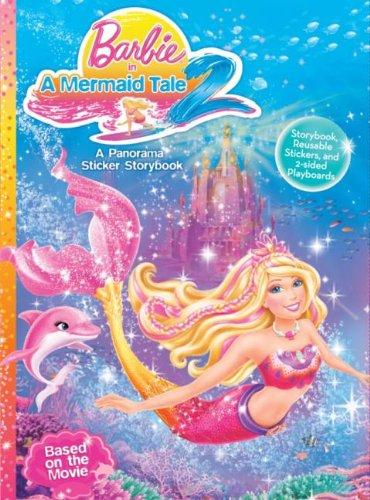 9780794424633: Barbie in A Mermaid Tale 2 (Panorama Sticker Storybook)