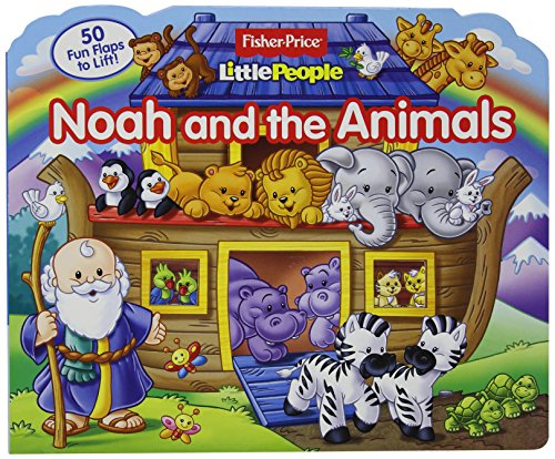 9780794424718: Noah and the Animals (Fisher Price Little People)