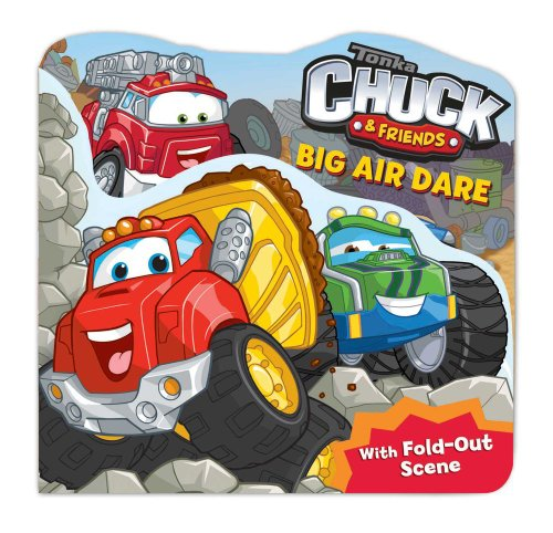 9780794425227: The Chuck and Friends Big Air Dare (SHAPED FOLD-OUT)