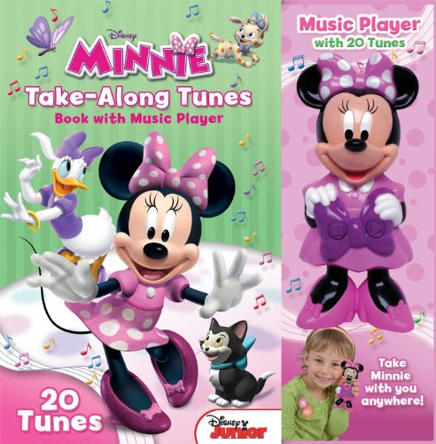9780794425531: Disney Minnie Take-Along Tunes: Book with Music Player
