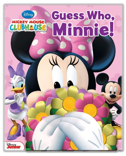 9780794425555: Guess Who, Minnie! (Mickey Mouse Clubhouse)