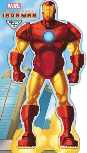 9780794426477: Marvel: The Invincible Iron Man (Stand-up Mover)