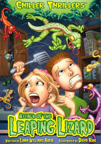 Attack of the Leaping Lizards: Library Edition: Linda Williams Aber