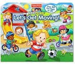 9780794427757: Let's Get Moving: Little People
