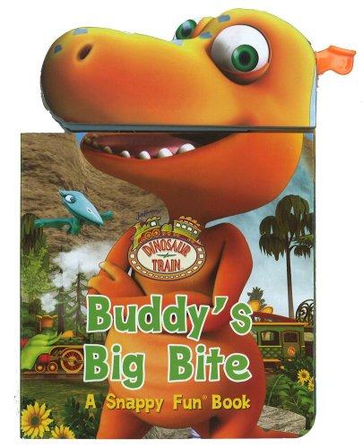 9780794427900: Dinosaur Train Buddy's Big Bite (Snappy Fun Books)