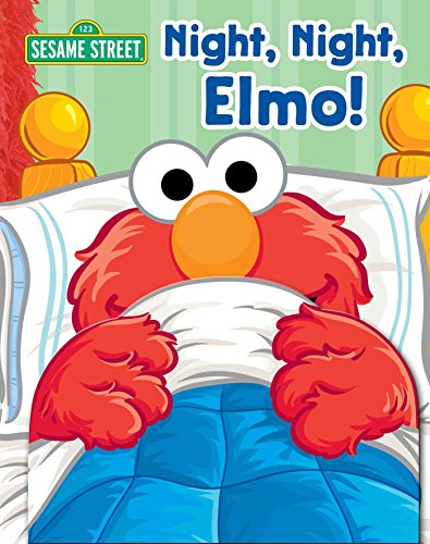 9780794427986: Sesame Street: Night, Night, Elmo! (Sesame Street (Reader's Digest))