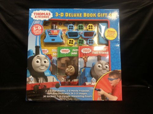 9780794428297: Thomas & Friends 3D Deluxe Book & Projector Gift Set