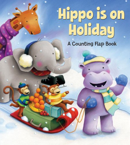 Hippo Is on Holiday: A Flap Book: Mitter, Matt