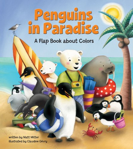 9780794428648: Penguins in Paradise: A Colors Flap Book