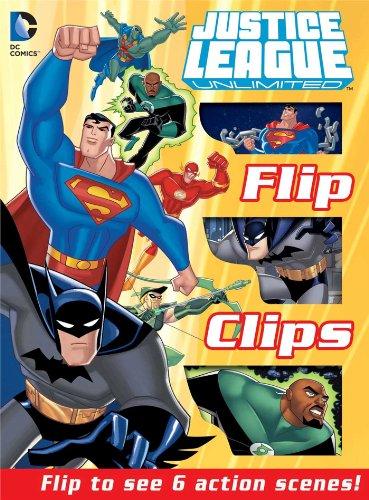 DC Justice League Flip Clips: DC Comics