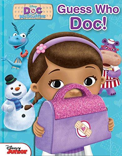 9780794430054: Disney Doc McStuffins Guess Who, Doc!