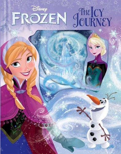 9780794430092: Disney Frozen the Icy Journey
