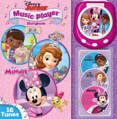 9780794430115: Disney Junior Music Player Storybook