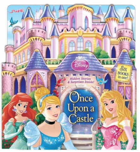 9780794431075: Once upon a Castle (Disney Princess)