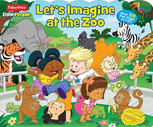 Let's Imagine at the Zoo (Hardcover)