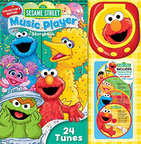 9780794431969: Sesame Street Music Player Storybook: Collector's Edition