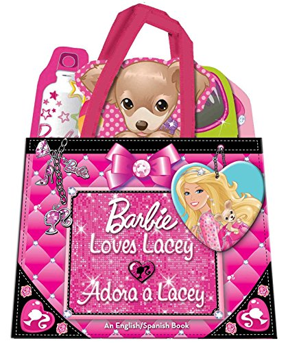 9780794432089: Barbie Loves Lacey/Adora a Lacey (Barbie (Reader's Digest Children's Publishing))