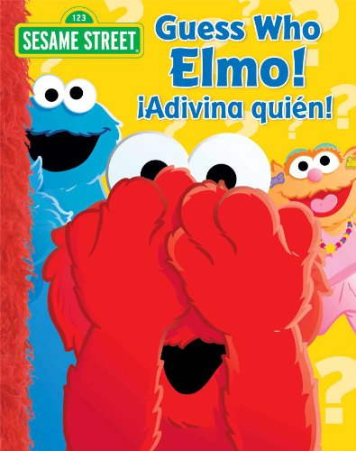 Sesame Street Guess Who, Elmo!/¡Adivina quién! (Spanish Edition) 9780794432126 Now the best-selling Guess Who, Elmo! is available in a bilingual English/Spanish edition! Plenty of biligual guess-who fun and adventur