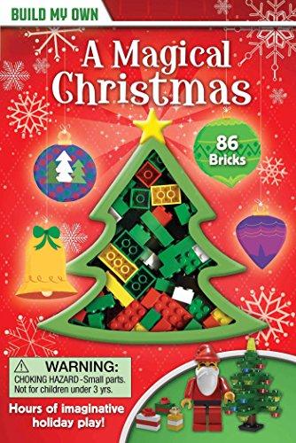 9780794432188: Build My Own: A Magical Christmas [With Lego Bricks]