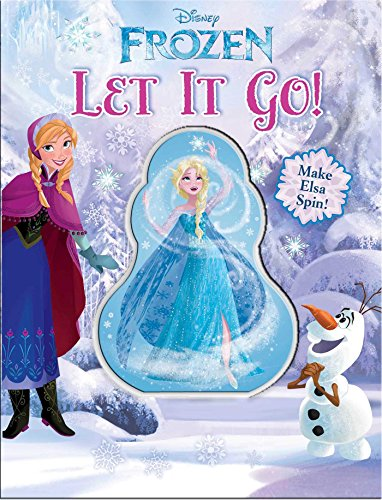 9780794432676: Disney Frozen: Let It Go