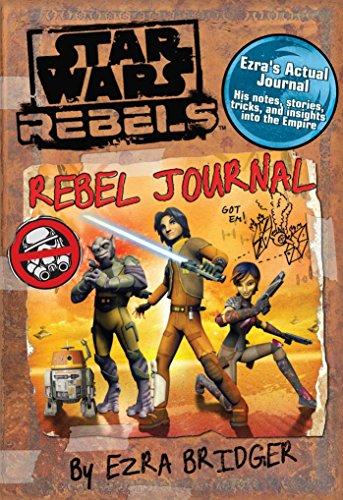 9780794432683: Star Wars Rebels: Rebel Journal by Ezra Bridger