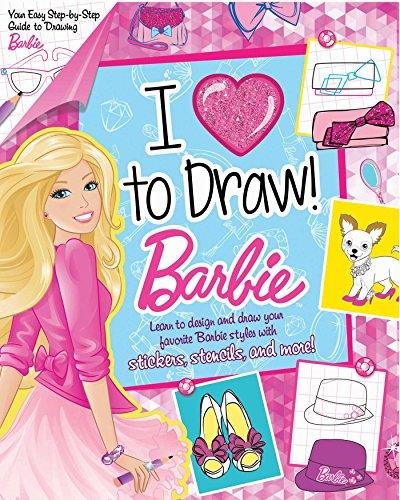 9780794433147: Barbie: I Love to Draw!