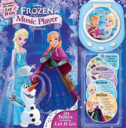 9780794434908: Disney Frozen Music Player Storybook