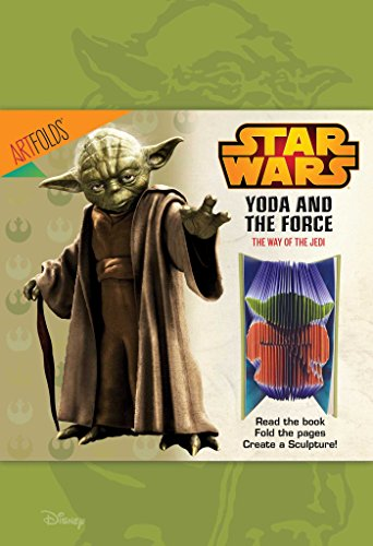 9780794434922: Artfolds: Yoda: Yoda and the Force (Artfolds Color Editions: Star Wars)