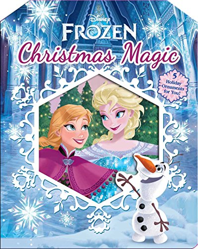 9780794435011: Disney Frozen: Christmas Magic