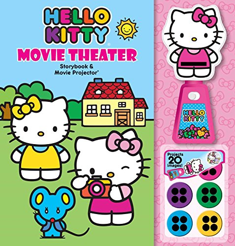 9780794435103: Hello Kitty Movie Theater Storybook & Movie Projector