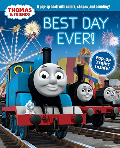 9780794435127: Thomas & Friends: Best Day Ever!