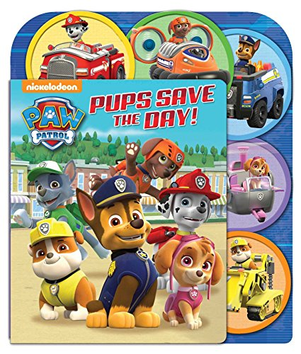 9780794435585: Paw Patrol: Pups Save the Day!: A Slide Surprise Book
