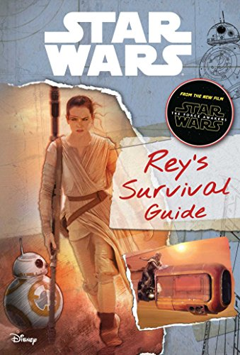 9780794435691: Star Wars: The Force Awakens: Rey's Survival Guide (Replica Journal)