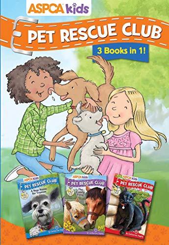 9780794435721: ASPCA kids: Pet Rescue Club Collection: Books 1- 3