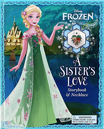 9780794435745: Disney Frozen: A Sister's Love: Storybook & Necklace