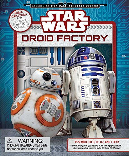 9780794436629: Star Wars: Droid Factory (Star Wars: Journey to the Force Awakens)