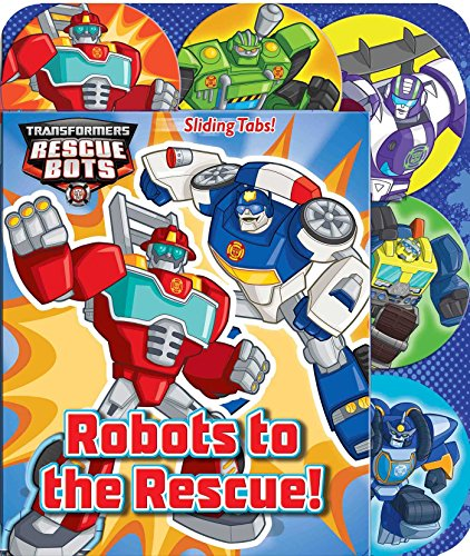 9780794436858: Transformers Rescue Bots: Robots to the Rescue!