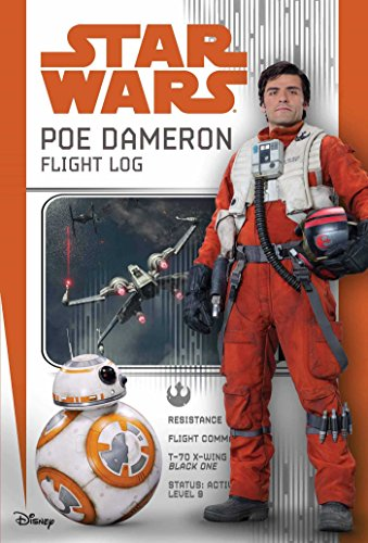 9780794437183: Star Wars: Poe Dameron: Flight Log (Replica Journal)