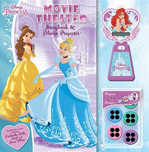 9780794437275: Disney Princess Movie Theater Storybook & Movie Projector