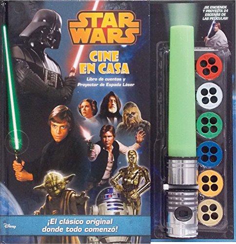 9780794437329: CINE EN CASA: STAR WARS