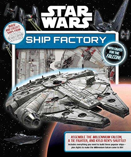9780794437398: STAR WARS SHIP FACTORY HC